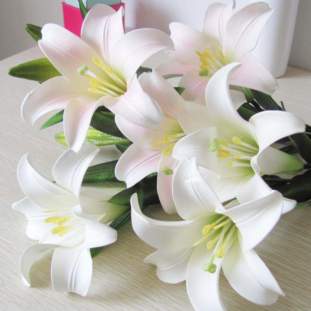 Flores Artificiales En La Ca 241 Ada Florister 237 A Iris