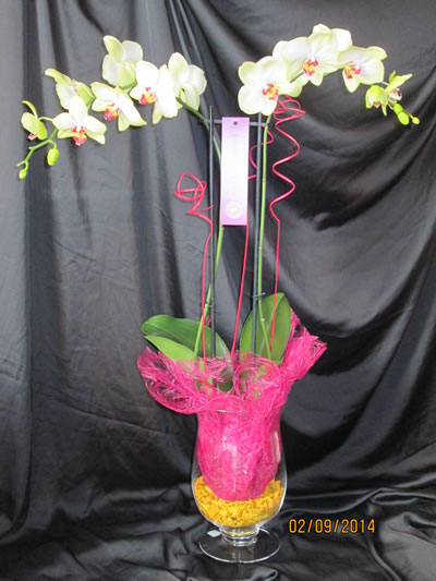 flor artificial la cañada